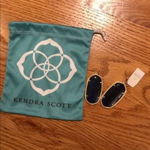 Kendra Scott Danielle Large Oval statement earring